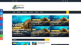 لقطة شاشة لموقع Cryptocurrency News بتاريخ 21/11/2019 بواسطة دليل مواقع موقعي