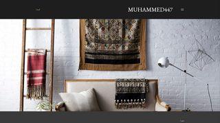 لقطة شاشة لموقع muhammed447 بتاريخ 06/04/2020 بواسطة دليل مواقع موقعي